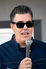Adam Carolla made a guest appearance on the Kentucky Gold stage at Bourbon & Beyond on Sunday. 9/22/19