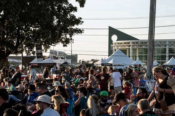 The day three crowds at Bourbon & Beyond enjoyed a lineup with headliners ZZ Top and Zac Brown Band. 9/22/19