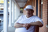 """Eugene """"Red"""" Mitchell finds his first taste of freedom after six years of incarceration at the old Collier's Motel on Bardstown Road. Mitchell was recently acquitted of capital muder, rape and sodomy charges and now faces the challenges of starting over again with limited resources and a homeless status. 9/23/19"""