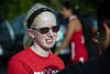 duPont Manual senior Addison Evers serves as the manager for the school's field hockey team. 9/24/19