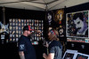 There was no shortage of rock themed merchandise for purchase at Louder Than Life. 9/28/19