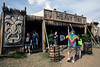 The Heavy Tiki Bar was open for business during Louder Than Life on Saturday. 9/28/19