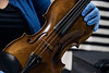 A violin that survived the holocaust during WWII is unpacked as part of an upcoming exhibit at the Frazier Museum called The Violins of Hope. 10/10/19