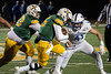 Cincy St. X defeated Louisville St. X on Friday night with a final score of 35-30. 11/1/19
