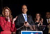 Governor Matt Bevin took to the stage in the Archibald Ballroom of the Galt House on Tuesday night to announce that he had not yet conceded the tightly run race with opponent Andy Beshear. 11/5/19