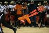 Fern Creek High's D'Mauri Owens scored a touchdown against Bullitt East on the opening kickoff Friday night. 11/8/19