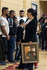 The Munoz family took part in a Sunday afternoon rally at the West Chestnut YMCA to honor murdered family member Jose Munoz. 12/29/19