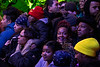 Revelers of all ages braved the cool weather and large crowd to usher in 2020 at Fourth Street Live's annual New Year's Eve party. 12/31/19