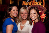 (Left to Right) Amanda Shofner, Crystal Puckett, and Tammy Lucket. (Photo by Marty Pearl)