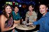 Melissa Kernk, Jennifer Johnson, Paige Whitaker, & Jimmy T. enjoy a Saturday night.