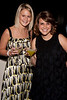 Lauren Chitwood and Megan Humphrey celebrated goodtimes. (Photo by Marty Pearl)
