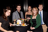 (Left to Right) Ashley Carter, Ross Kennedy, Vicky Sherman, Lisa Stanek, and Stephen Sherman. (Photo by Marty Pearl)