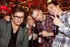 Josh Napier, Nina Rogers, Jeremy Naddix, and Elizabeth Wilson party into the night.