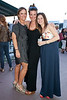 Melanie Reller, Megan Webb, and Darla Stich enjoy the night.