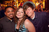 Devin Creighton, Felicia Burt, and Tyler Allen were having a good time.