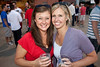 It's always a good time at Slugger Field when you mix $1 beers with great weather and funloving crowds.