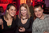 Rachel Wilson, Sara Potter, and Neil Montanna came for the live music and goodtimes.