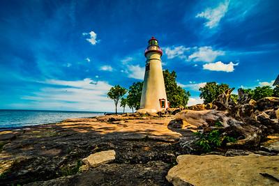 Marblehead Lighthouse State Park , Ohio