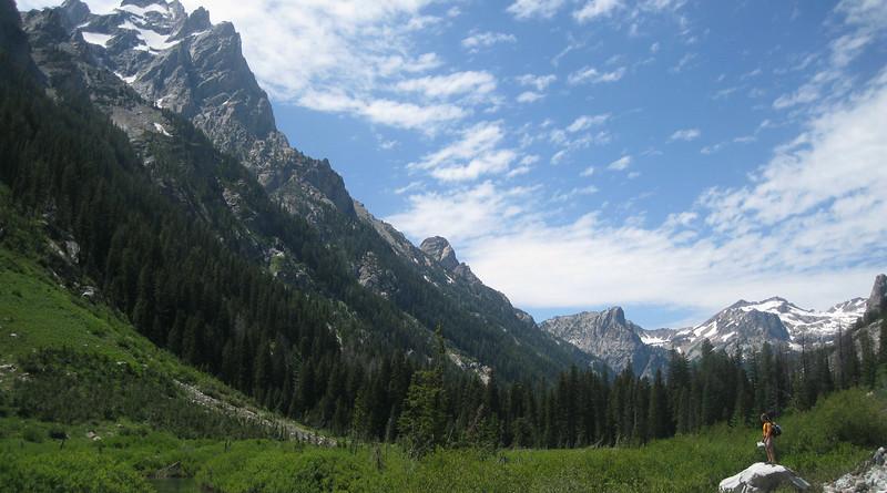 Grand Teton National Park, U.S.A. - August 2008