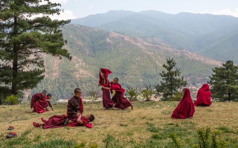 Keiki Monks