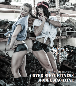 Cover Shot Fitness