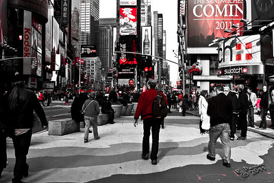Photowalk NYC 2010.....Times Square