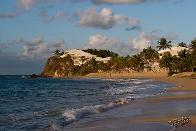 Curtain Bluff, Antiqua