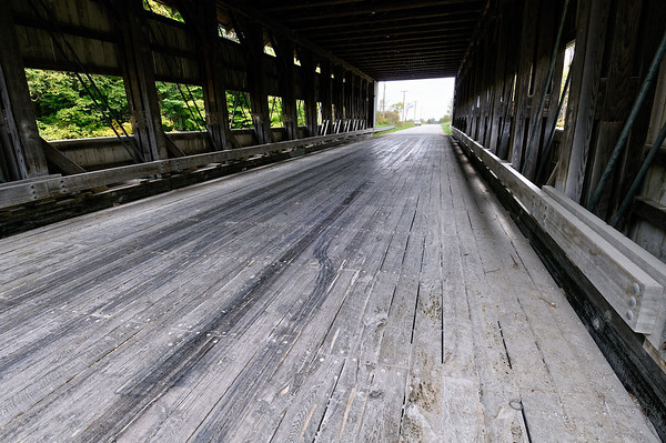 Giddings Road Bridge - Ashtabula Covered Bridges
