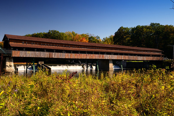 Harpersfield  Covered Bridge