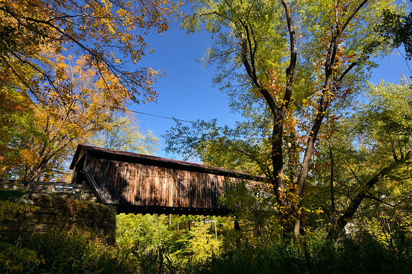 Riverdale Road Covered Bridge
