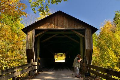 Riverdale Road Covered Bridge