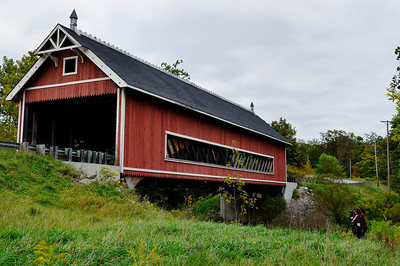Netcher Road Bridge - Ashtabula Covered Bridges