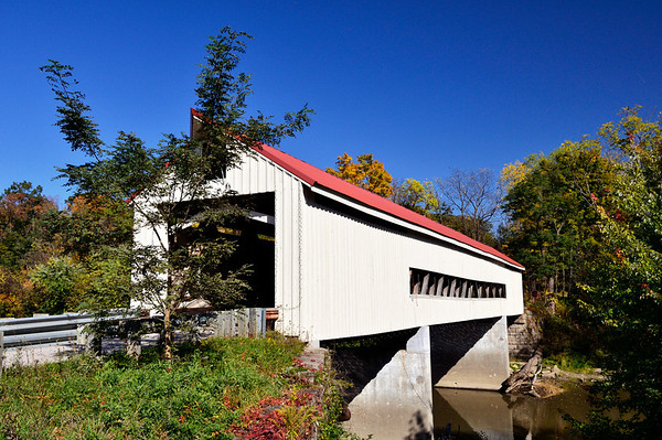 Mechanicsville  Covered Bridge