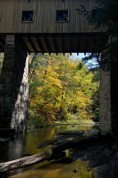 Windsor Mills Covered Bridge