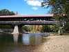 Saco River Covered Bridge - Conway, NH