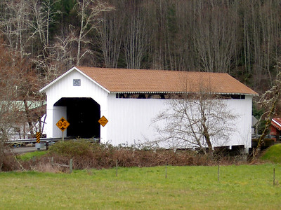 Nelson Mountain Covered Bridge
