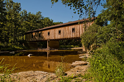 Olins Road Covered Bridge