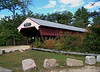 Swift River Covered  Bridge 1 - Conway, NH