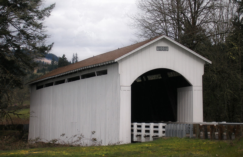 Mosby Covered bridge