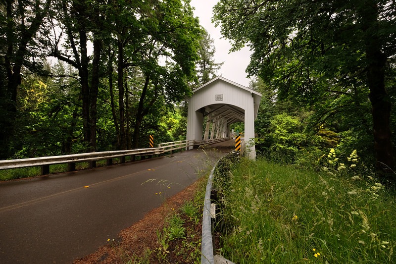 Short Covered Bridge