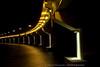 I-90 Bridge at Night - Biloxi, MS