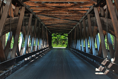 Mechanicsville Road Bridge Interior