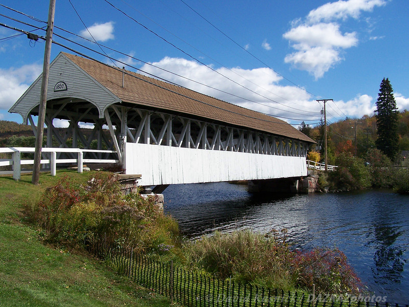 1852 Covered Bridge - NH