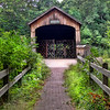 Old Comstock Covered Bridge