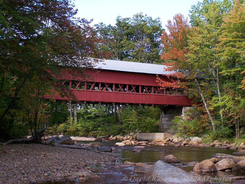 Swift River Covered Bridge 3 - Conway, NH