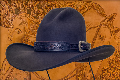 Cowboy Hat Photography