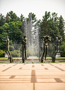 Cranbrook Fountain