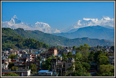 Mornings in Pokhara