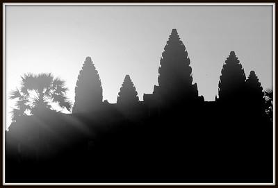 Ankor Sunrise