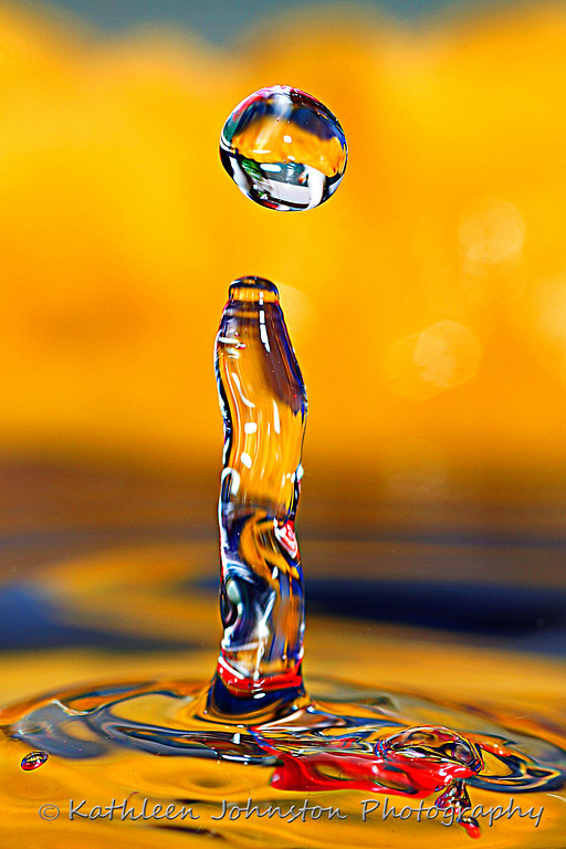 Short drop and long yellow blu cone tweak